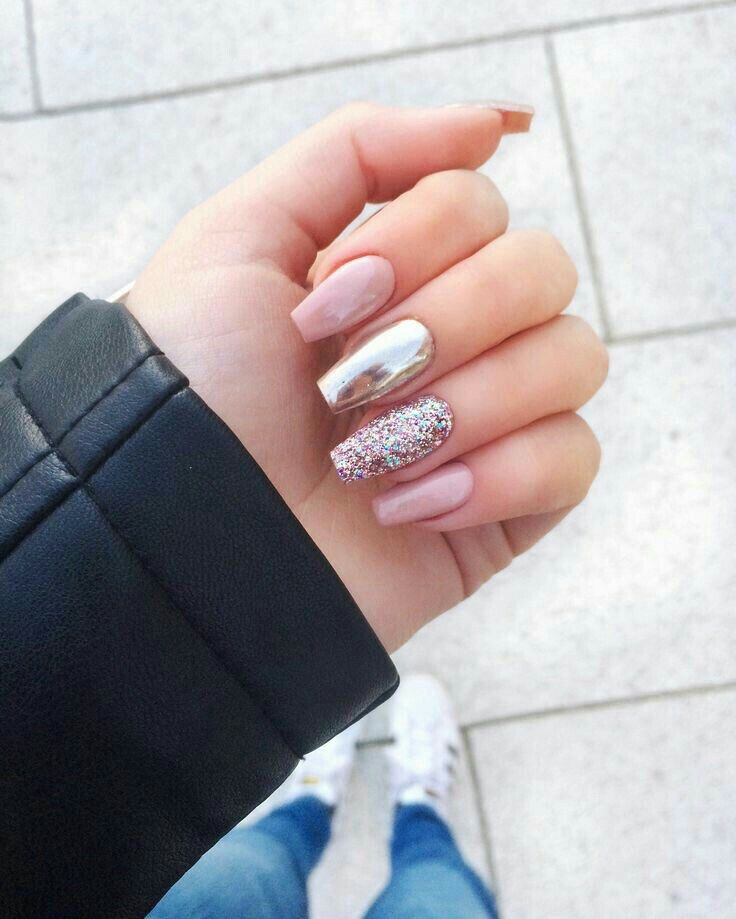 beauty, nail art, and cosmetic image
