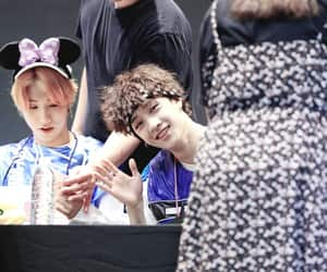 Chan, JYP, and kpop image