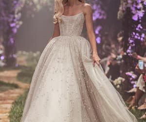 beauty, Couture, and dress image