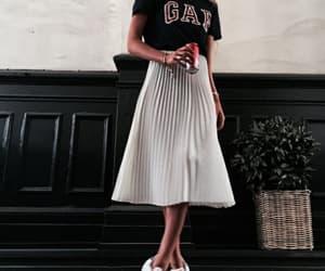 fashion, style, and GAp image