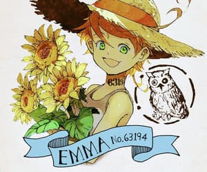 anime, anime girl, and emma image