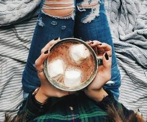 aesthetic, coffee, and lifestyle image