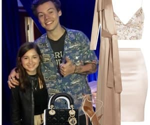 fashion, outfit, and Harry Styles image