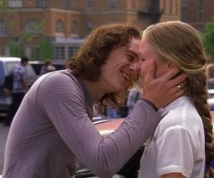 10 things i hate about you, movies, and romance image