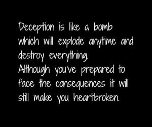 deception and quotes image