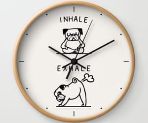 art, clock, and design image