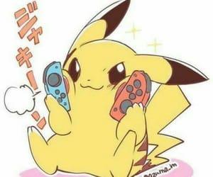 pikachu, pokemon, and nintendo image