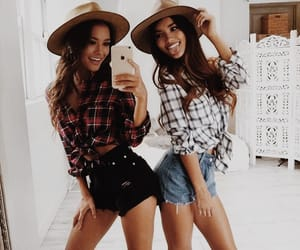 girl, friends, and bff image