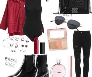 bag, cool, and glasses image