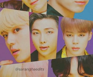 bts, idol, and jin image