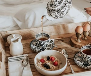 breakfast, delicious, and morning image