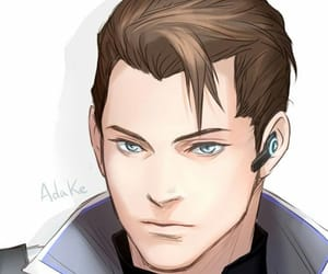 detroit become human and rk900 image