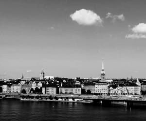 black and white, travel, and europe image