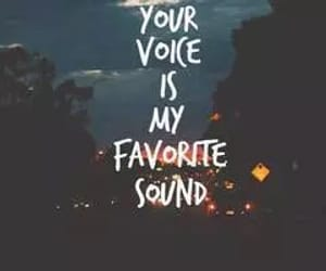 quotes, voice, and sound image