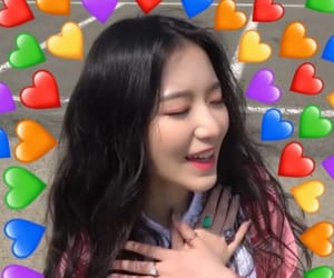 kpop, reaction meme, and soft meme image