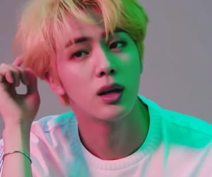 kim seokjin, jin, and bts image