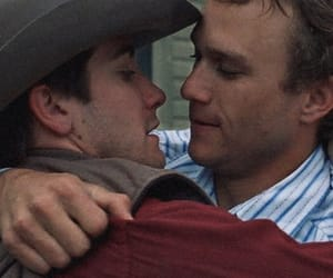 brokeback mountain, movie, and lgbt image
