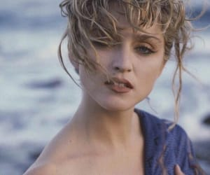madonna, beauty, and blonde image