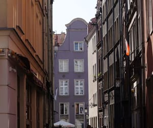 city, old town, and photography image