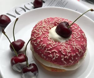 food and cherry image