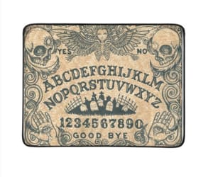 ouija, ouija board, and witch board image