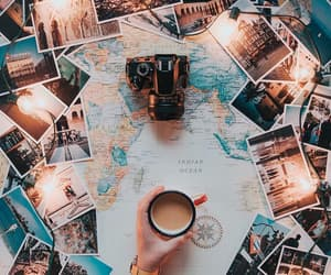 coffe, photography, and travel image