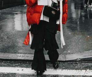 lookbook, street style, and fashion image