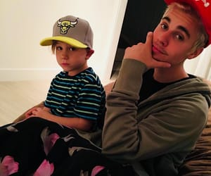 justin bieber, boy, and icon image