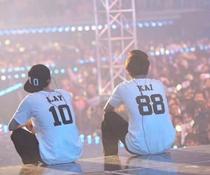 lay and kai image