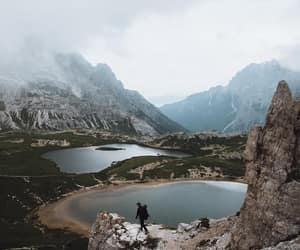 adventure, clouds, and europe image