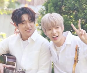 Jae, day6, and sungjin image