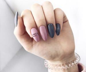beautiful and nails image
