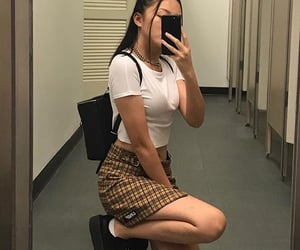 asian, clothes, and clothing image