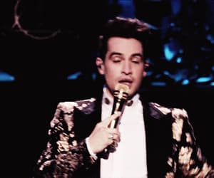 funny face, brendon urie, and singer image