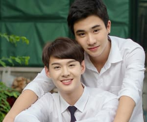 bl, Boys Love, and couple image
