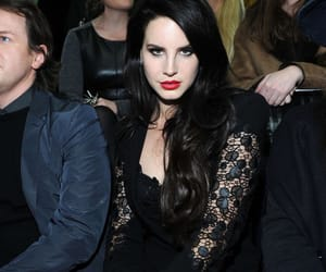 lana del rey, lana, and black image