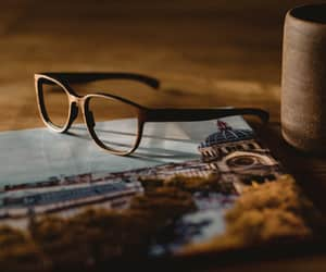 glasses, photography, and vintage image
