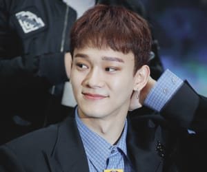 Chen, exo, and vocal image