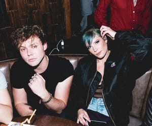 halsey, 5 seconds of summer, and 5sos image