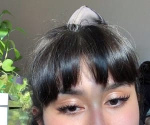 aesthetic, eyes, and hairstyle image