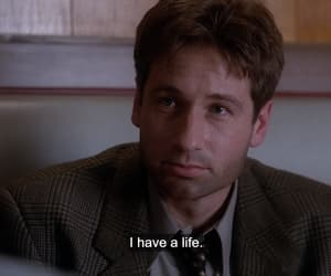 mine, x-files, and mulder image