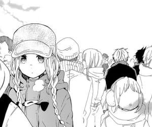 manga, manga girl, and hibi chouchou image