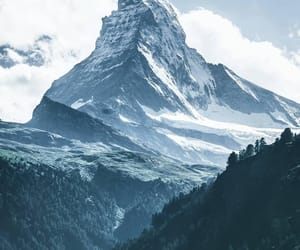 aesthetic, mountain, and nature image