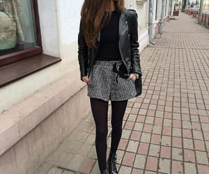 fashion, autumn, and girl image