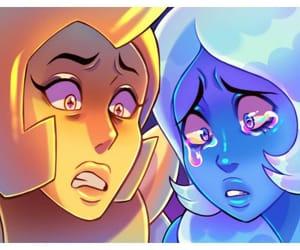 diamonds, su, and steven universe image