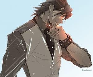 anime, hero, and kotetsu image