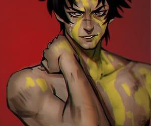 boy, akira fudo, and devilman crybaby image