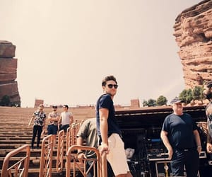 niall horan, flicker, and red rocks image