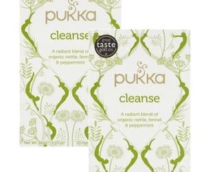 pukka tea and herbs cleanse tea image