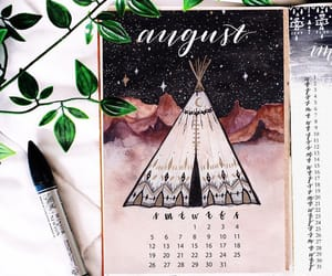 art, August, and beautiful image